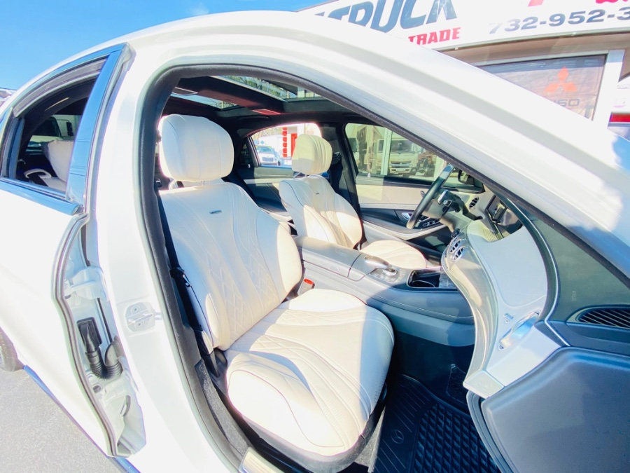 Used Mercedes-Benz S-Class 4dr Sdn S 63 AMG 4MATIC 2015 | NJ Truck Spot. South Amboy, New Jersey