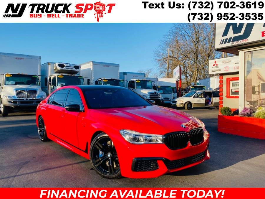 Used 2017 BMW 7 Series in South Amboy, New Jersey | NJ Truck Spot. South Amboy, New Jersey