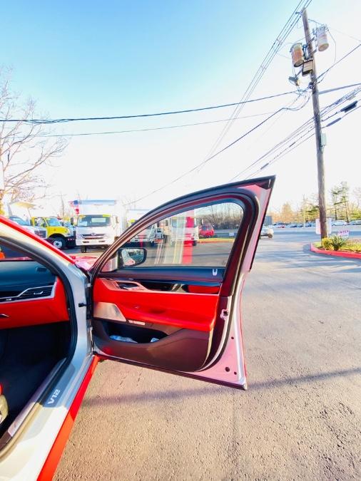 Used BMW 7 Series M760i xDrive Sedan 2017 | NJ Truck Spot. South Amboy, New Jersey