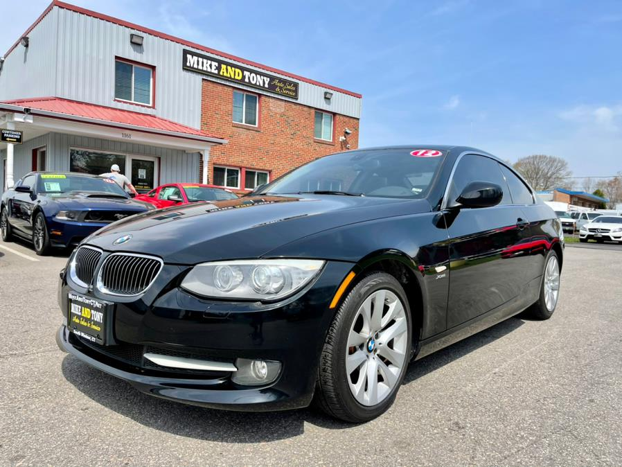 Used BMW 3 Series 2dr Cpe 328i xDrive AWD SULEV 2012   Mike And Tony Auto Sales, Inc. South Windsor, Connecticut