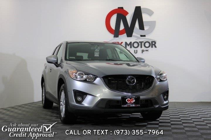Used Mazda Cx-5 Touring 2013   City Motor Group Inc.. Haskell, New Jersey