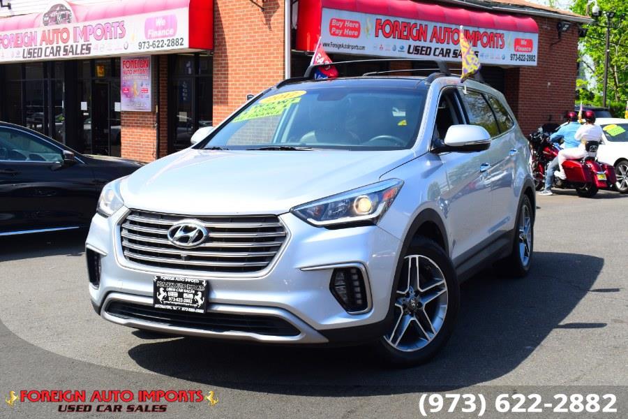 Used 2017 Hyundai Santa Fe in Irvington, New Jersey | Foreign Auto Imports. Irvington, New Jersey
