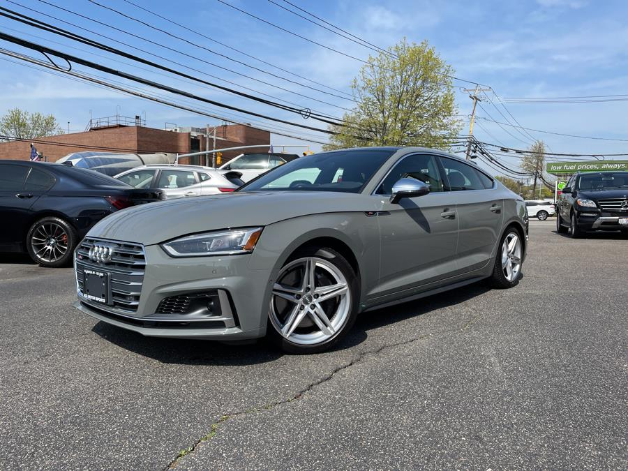Used 2019 Audi S5 Sportback in Plainview , New York | Ace Motor Sports Inc. Plainview , New York