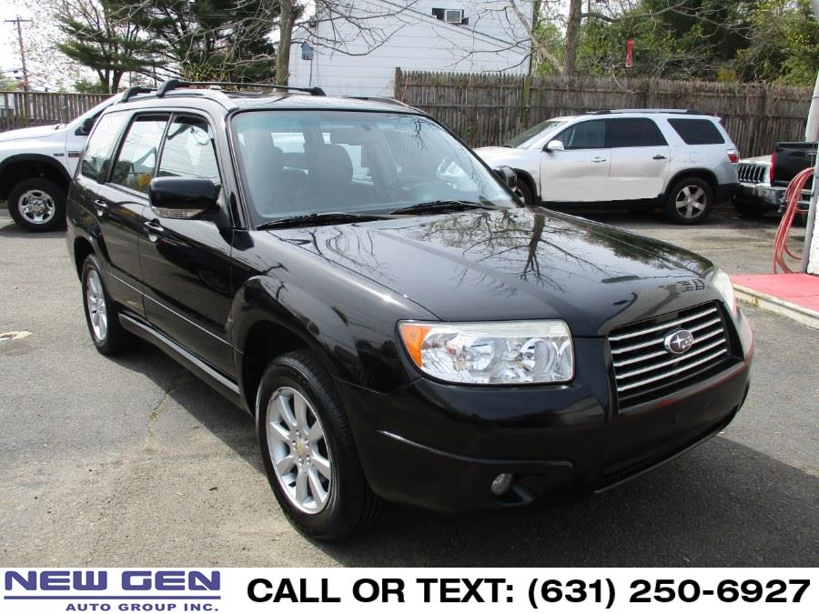 Used 2007 Subaru Forester in West Babylon, New York | New Gen Auto Group. West Babylon, New York