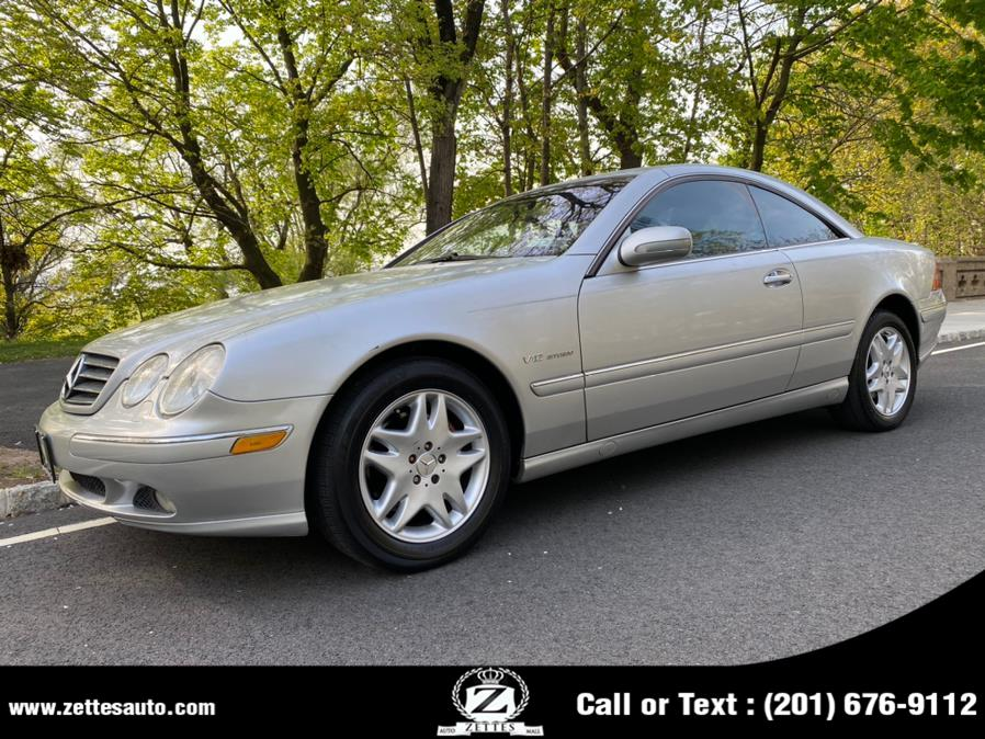 Used 2002 Mercedes-Benz CL-Class in Jersey City, New Jersey | Zettes Auto Mall. Jersey City, New Jersey