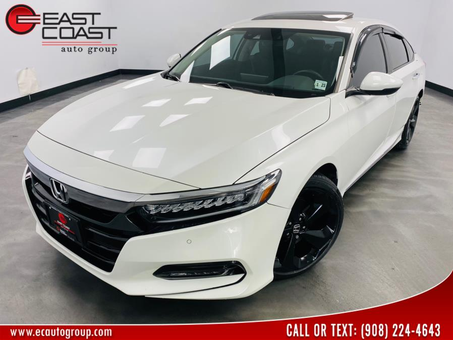 Used Honda Accord Sedan Touring 2.0T Auto 2018 | East Coast Auto Group. Linden, New Jersey