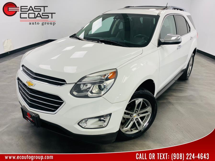 Used Chevrolet Equinox AWD 4dr LTZ 2016 | East Coast Auto Group. Linden, New Jersey