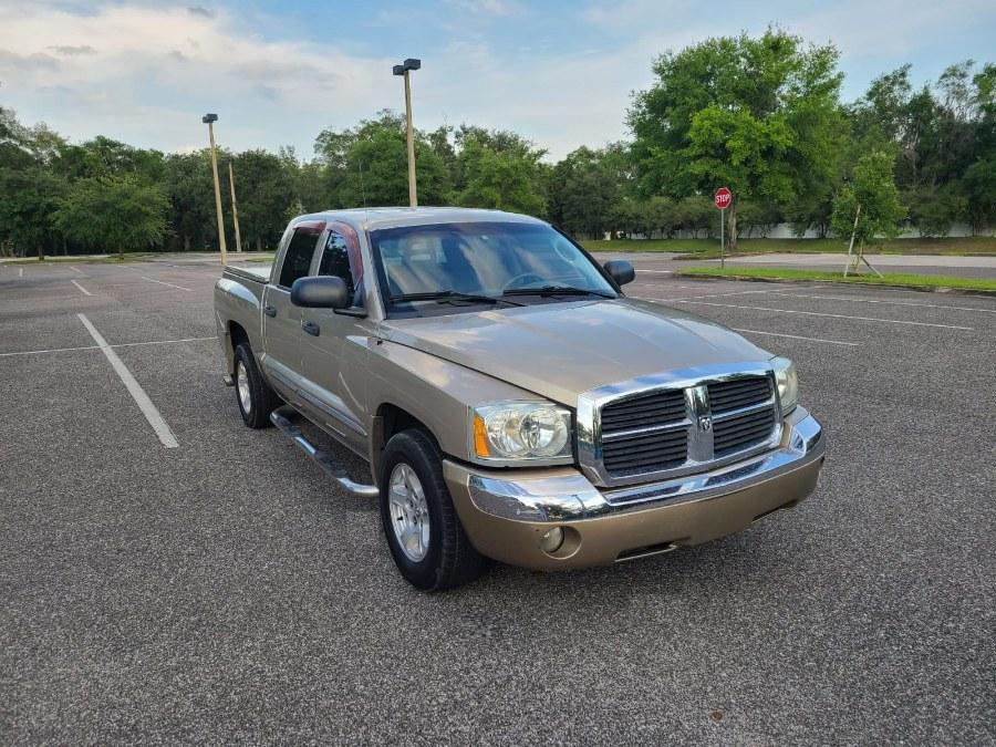 "Used Dodge Dakota 4dr Quad Cab 131"" WB Laramie 2005 | Majestic Autos Inc.. Longwood, Florida"
