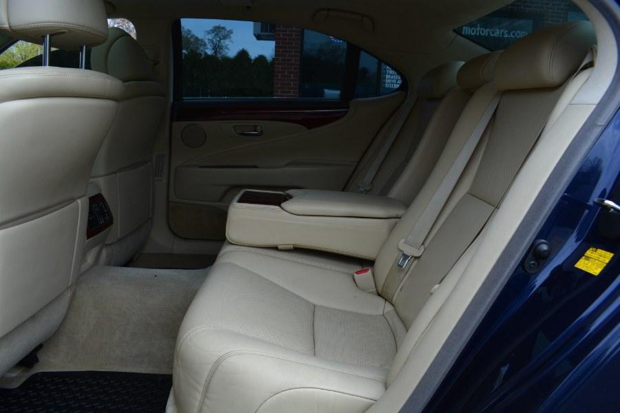 Used Lexus LS 460 4dr Sdn L AWD 2010 | Longmeadow Motor Cars. ENFIELD, Connecticut