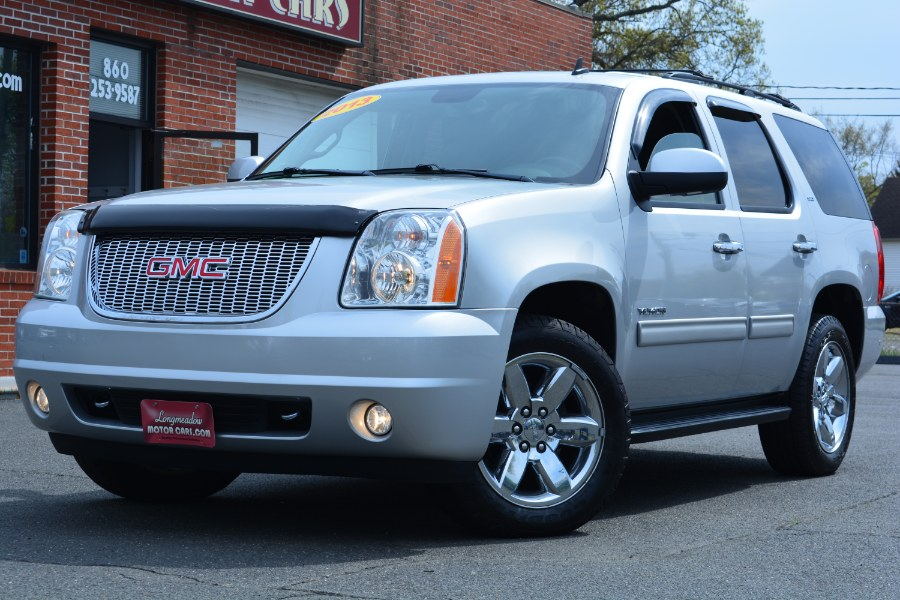 Used 2013 GMC Yukon in ENFIELD, Connecticut | Longmeadow Motor Cars. ENFIELD, Connecticut