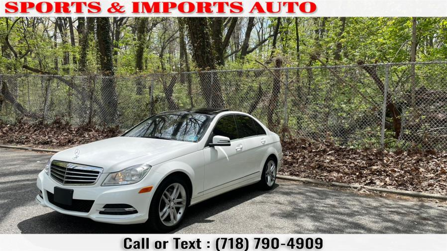 Used 2014 Mercedes-Benz C-Class in Brooklyn, New York | Sports & Imports Auto Inc. Brooklyn, New York