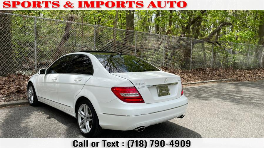 Used Mercedes-Benz C-Class 4dr Sdn C300 Sport 4MATIC 2014 | Sports & Imports Auto Inc. Brooklyn, New York