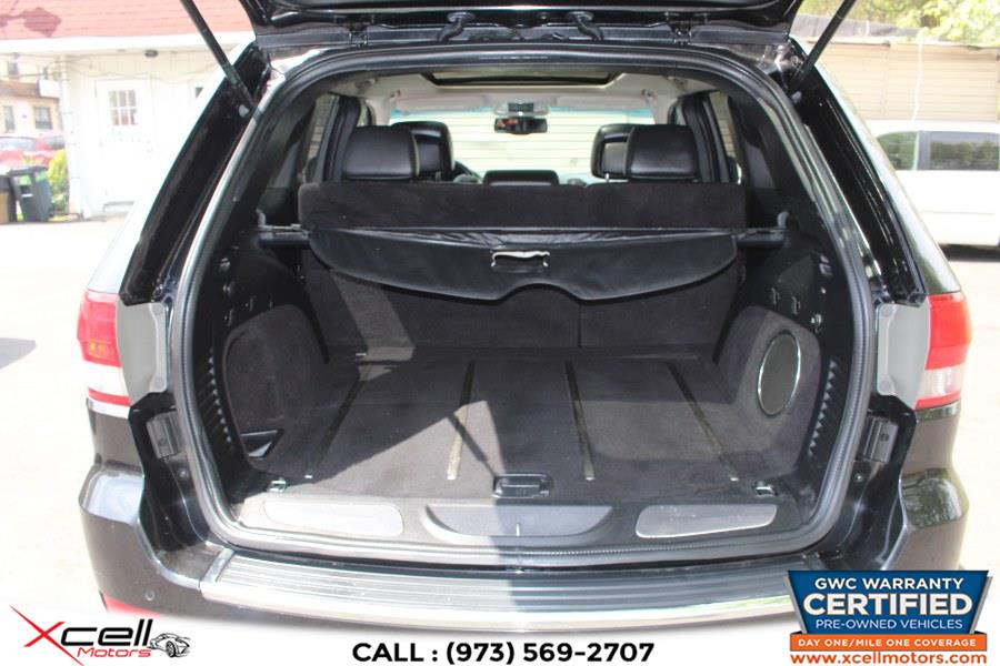 Used Jeep Grand Cherokee Limited 4WD 4dr Limited 2012 | Xcell Motors LLC. Paterson, New Jersey