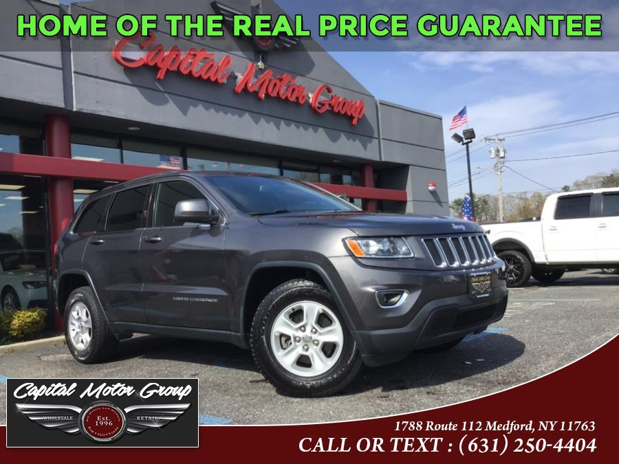Used 2016 Jeep Grand Cherokee in Medford, New York | Capital Motor Group Inc. Medford, New York