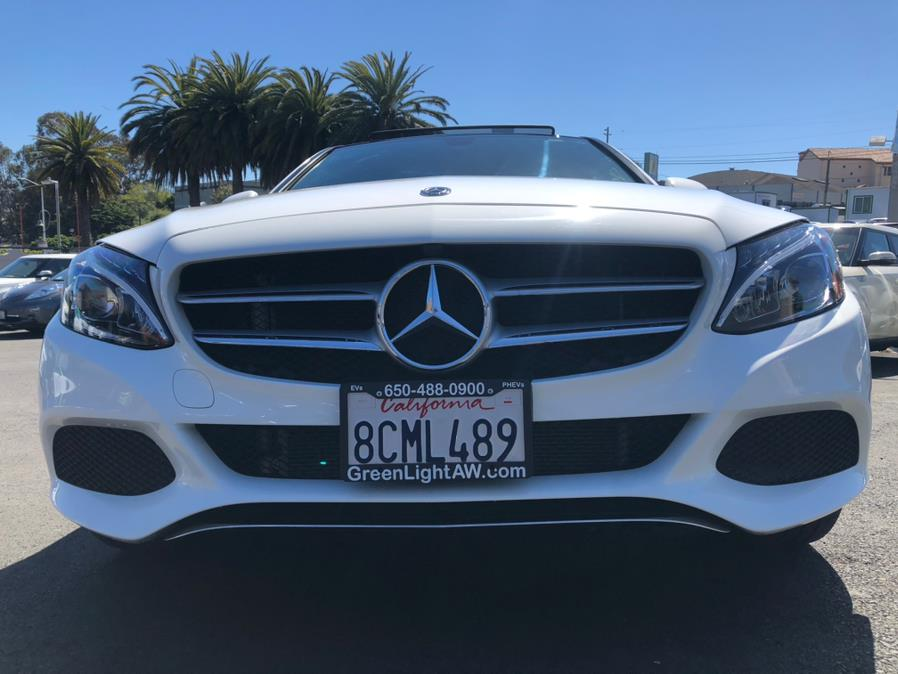 Used Mercedes-Benz C 350e Plug-in Hybrid 2018 | Green Light Auto Wholesale. Daly City, California