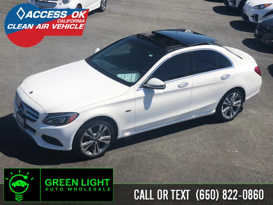 Used 2018 Mercedes-Benz C 350e in Daly City, California | Green Light Auto Wholesale. Daly City, California