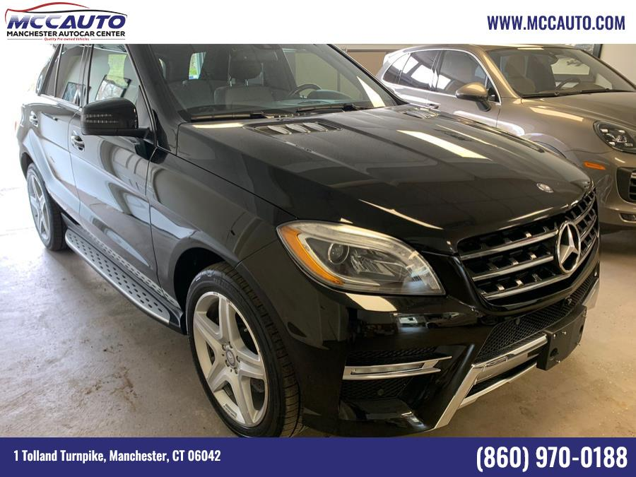 Used 2015 Mercedes-Benz M-Class in Manchester, Connecticut | Manchester Autocar Center. Manchester, Connecticut
