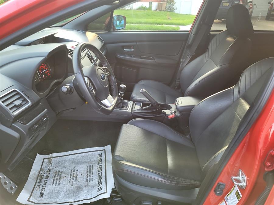 Used Subaru WRX 4dr Sdn Man Limited 2016   Daytona Auto Sales. Little Ferry, New Jersey