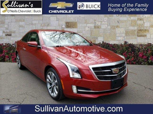 Used 2015 Cadillac Ats in Avon, Connecticut | Sullivan Automotive Group. Avon, Connecticut