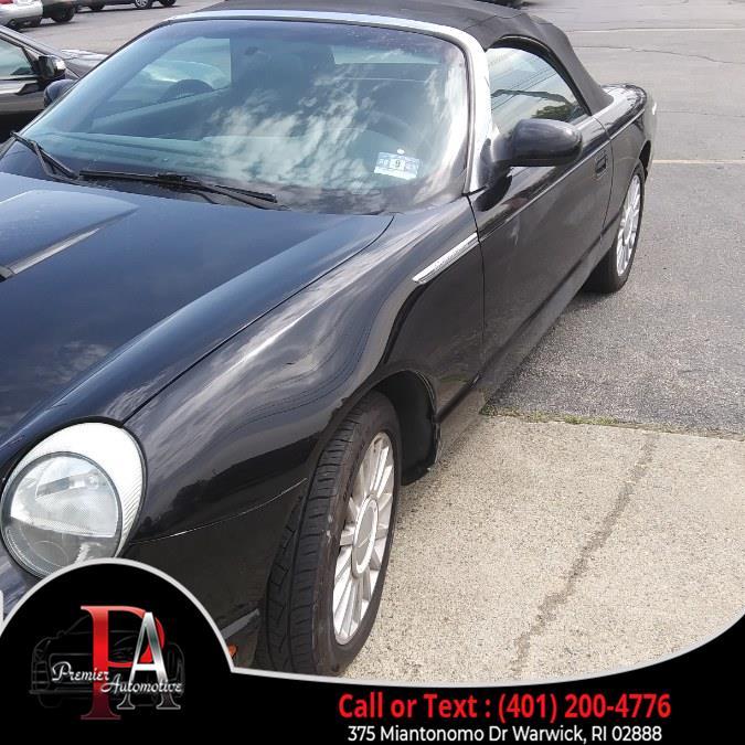 Used 2005 Ford Thunderbird in Warwick, Rhode Island | Premier Automotive Sales. Warwick, Rhode Island