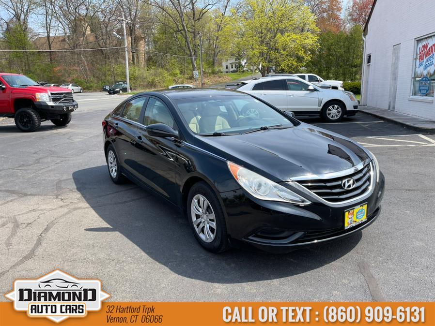 Used 2011 Hyundai Sonata in Vernon, Connecticut | Diamond Auto Cars LLC. Vernon, Connecticut