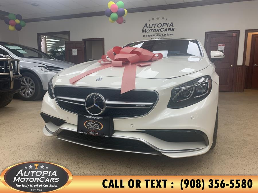 Used 2017 Mercedes-Benz S-Class in Union, New Jersey | Autopia Motorcars Inc. Union, New Jersey