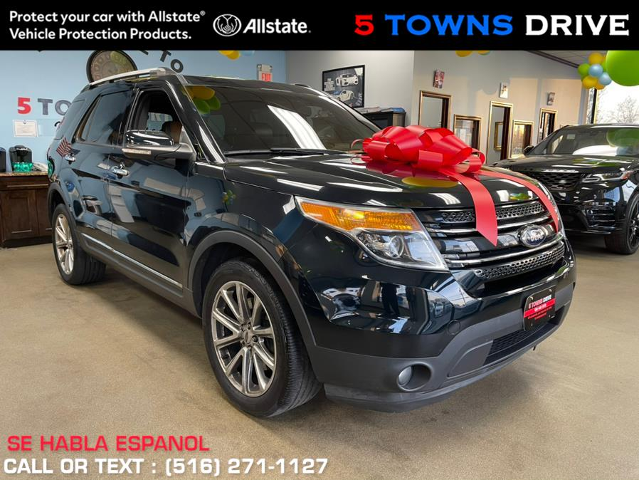 Used Ford Explorer 4WD 4dr Limited 2014 | 5 Towns Drive. Inwood, New York