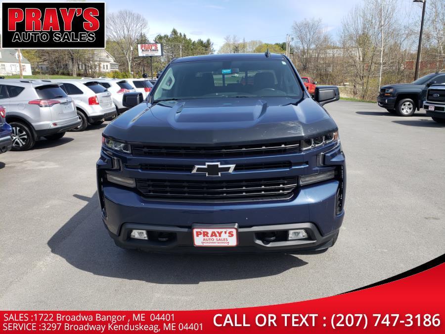 Used 2019 Chevrolet Silverado 1500 in Bangor , Maine | Pray's Auto Sales . Bangor , Maine