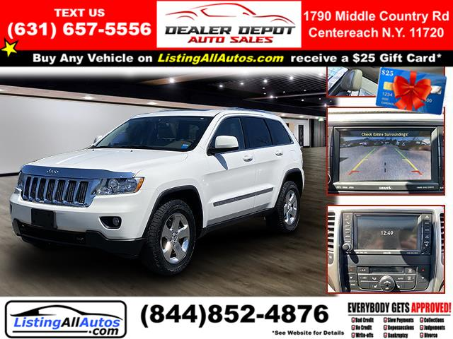 Used Jeep Grand Cherokee 4WD 4dr Laredo 2011 | www.ListingAllAutos.com. Patchogue, New York