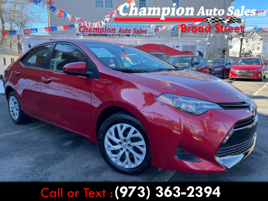 Used 2019 Toyota Corolla in Newark, New Jersey | Champion Auto Sales. Newark, New Jersey