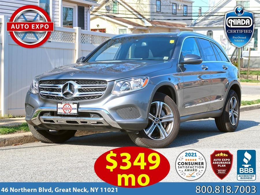 Used 2018 Mercedes-benz Glc in Great Neck, New York | Auto Expo Ent Inc.. Great Neck, New York