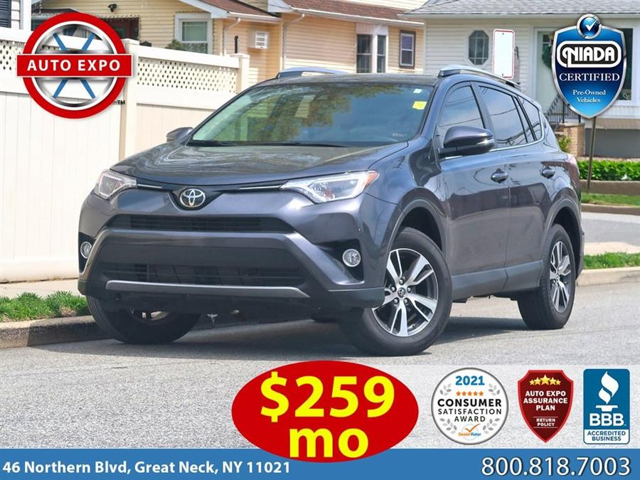 Used 2018 Toyota Rav4 in Great Neck, New York | Auto Expo Ent Inc.. Great Neck, New York