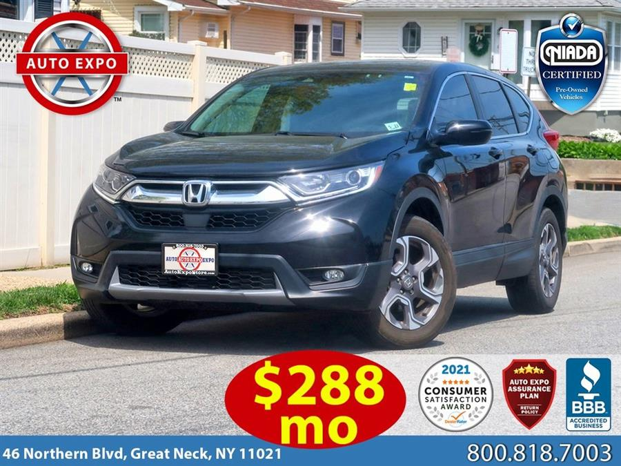 Used 2018 Honda Cr-v in Great Neck, New York | Auto Expo Ent Inc.. Great Neck, New York