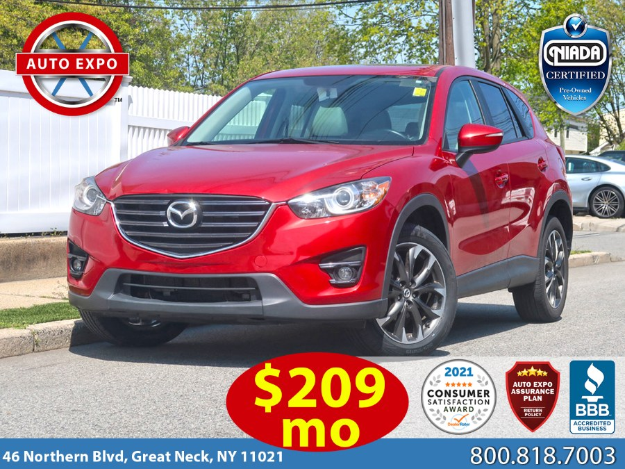 Used 2016 Mazda Cx-5 in Great Neck, New York | Auto Expo Ent Inc.. Great Neck, New York