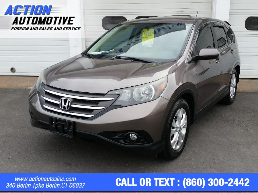 Used Honda CR-V 4WD 5dr EX 2012 | Action Automotive. Berlin, Connecticut