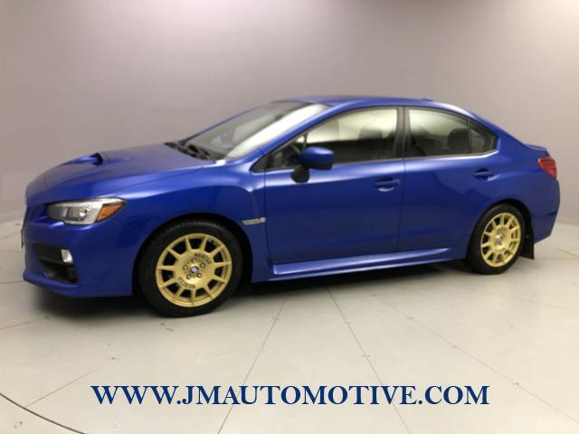 Used 2015 Subaru Wrx in Naugatuck, Connecticut | J&M Automotive Sls&Svc LLC. Naugatuck, Connecticut
