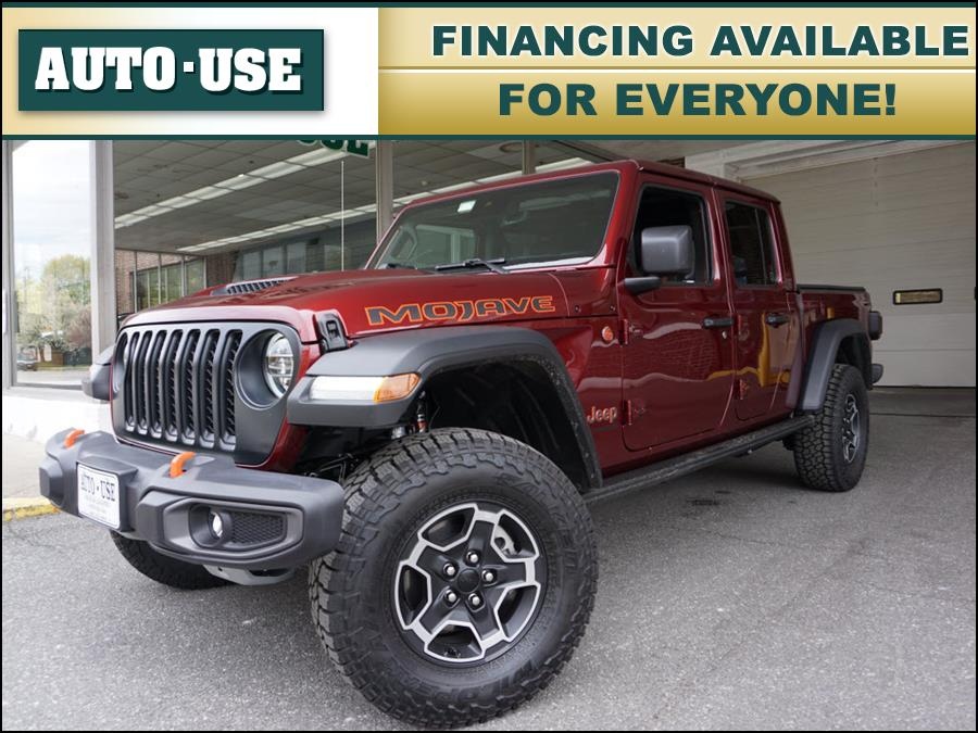 Used 2021 Jeep Gladiator in Andover, Massachusetts | Autouse. Andover, Massachusetts
