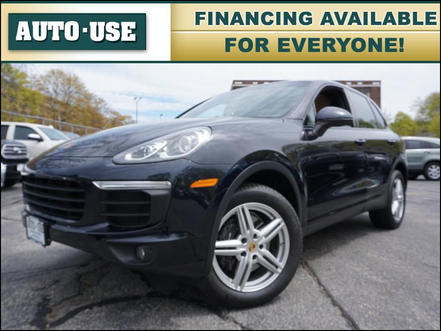 Used 2018 Porsche Cayenne in Andover, Massachusetts | Autouse. Andover, Massachusetts