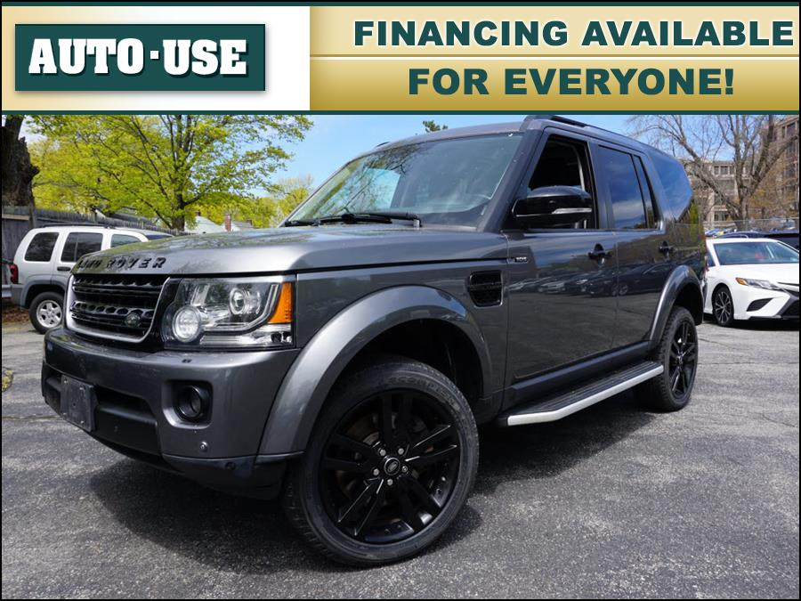 Used 2016 Land Rover Lr4 in Andover, Massachusetts | Autouse. Andover, Massachusetts