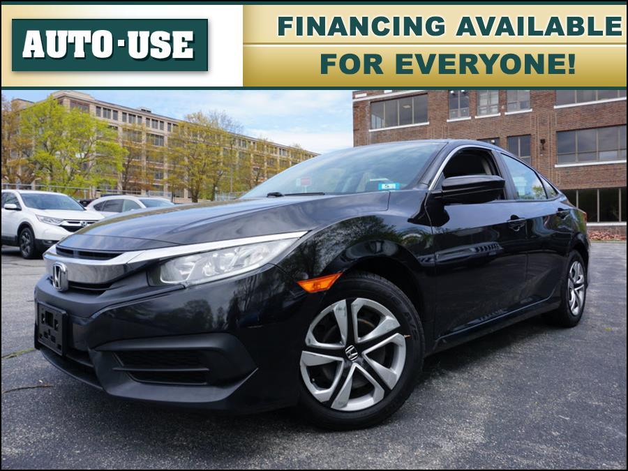 Used 2016 Honda Civic in Andover, Massachusetts | Autouse. Andover, Massachusetts