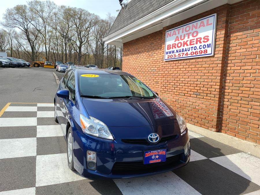 Used Toyota Prius 5dr HB III 2011 | National Auto Brokers, Inc.. Waterbury, Connecticut