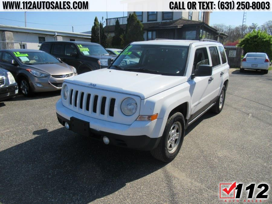 Used Jeep Patriot 4WD 4dr Sport 2012 | 112 Auto Sales. Patchogue, New York