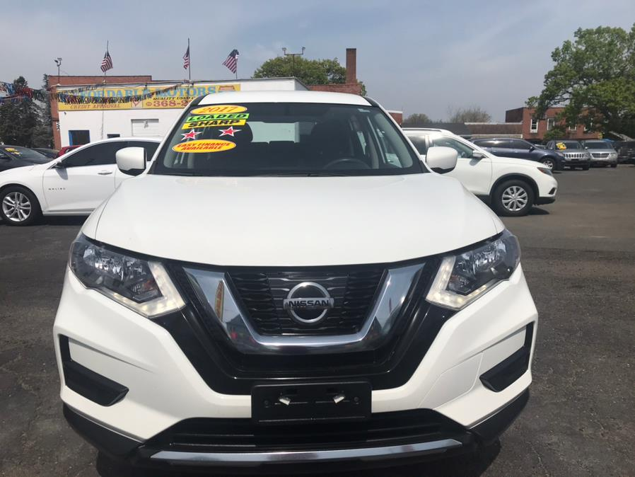 Used Nissan Rogue AWD SV 2017   Affordable Motors Inc. Bridgeport, Connecticut
