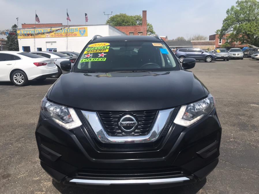 Used Nissan Rogue AWD SV 2018   Affordable Motors Inc. Bridgeport, Connecticut