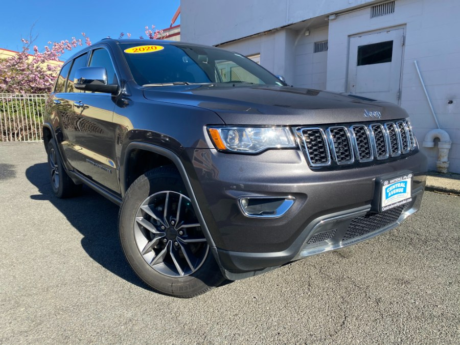Used Jeep Grand Cherokee Limited 4x4 2020 | Apex Westchester Used Vehicles. White Plains, New York