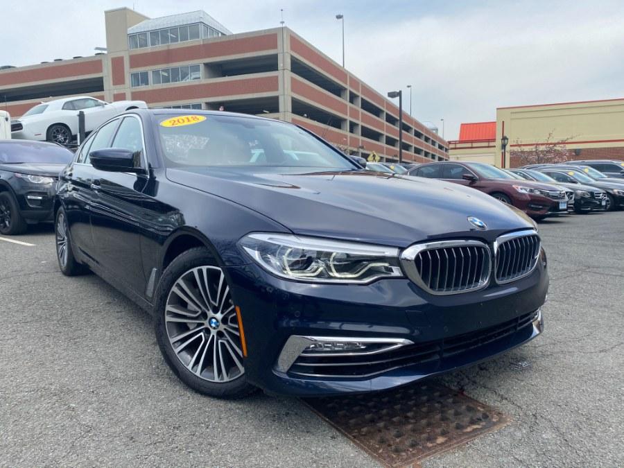 Used BMW 5 Series 540i xDrive Sedan 2017 | Apex Westchester Used Vehicles. White Plains, New York