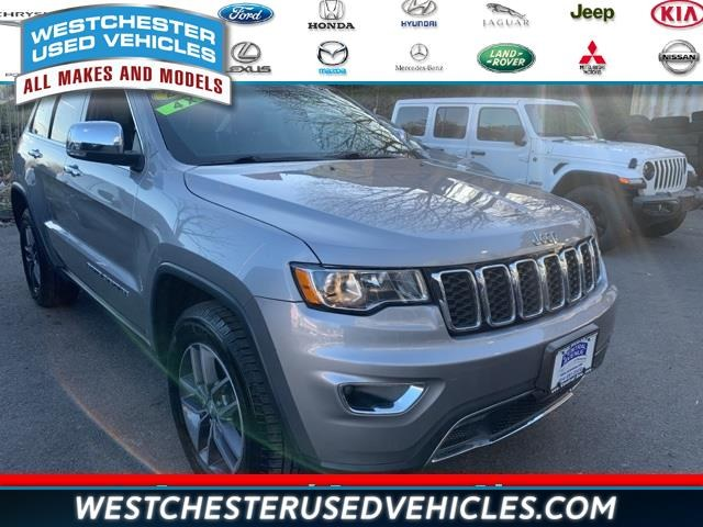 Used Jeep Grand Cherokee Limited 4x4 2018   Apex Westchester Used Vehicles. White Plains, New York