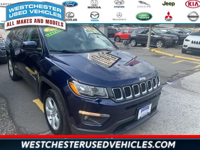 Used Jeep Compass Latitude 4x4 2018   Apex Westchester Used Vehicles. White Plains, New York