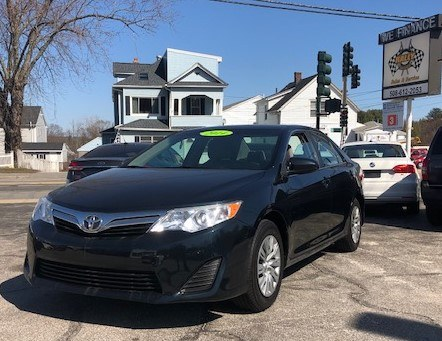 Used Toyota Camry 2014.5 4dr Sdn I4 Auto L (Natl) 2014 | Rally Motor Sports. Worcester, Massachusetts