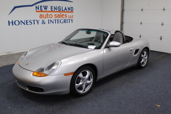 Used 2002 Porsche Boxster in Plainville, Connecticut | New England Auto Sales LLC. Plainville, Connecticut
